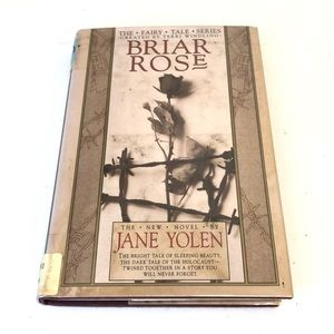 Jane Yolen Briar Rose Fairytale Book